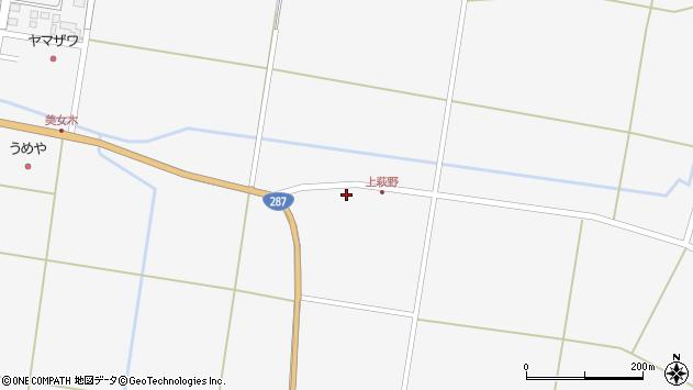 山形県東置賜郡川西町上小松840周辺の地図