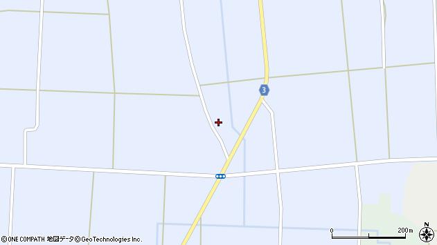 山形県東置賜郡川西町吉田2462周辺の地図