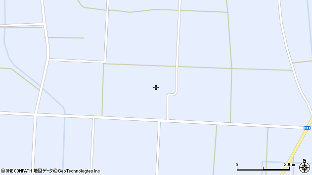 山形県東置賜郡川西町吉田1025周辺の地図