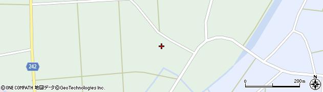 山形県東置賜郡川西町高山291周辺の地図