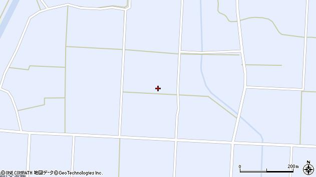 山形県東置賜郡川西町吉田吉田中周辺の地図