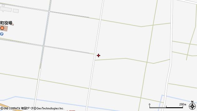 山形県東置賜郡川西町上小松1217周辺の地図