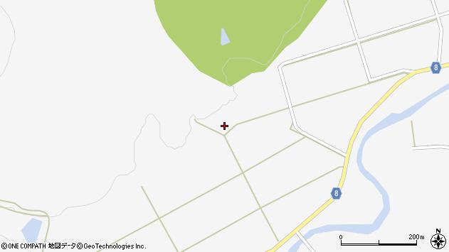 山形県東置賜郡川西町上小松5267周辺の地図