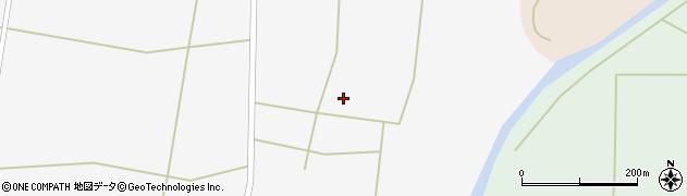 山形県東置賜郡川西町上小松527周辺の地図
