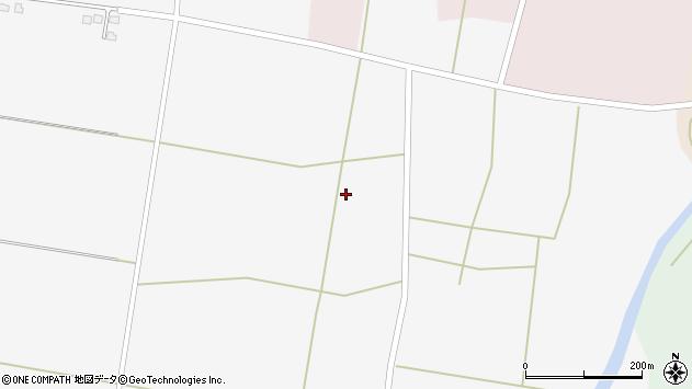 山形県東置賜郡川西町上小松754周辺の地図