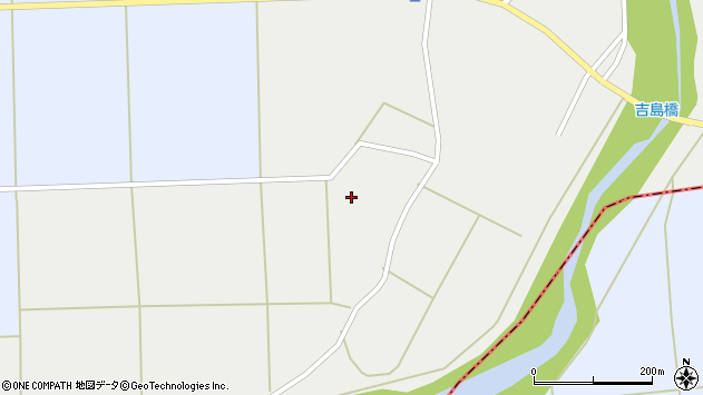 山形県東置賜郡川西町下平柳839周辺の地図
