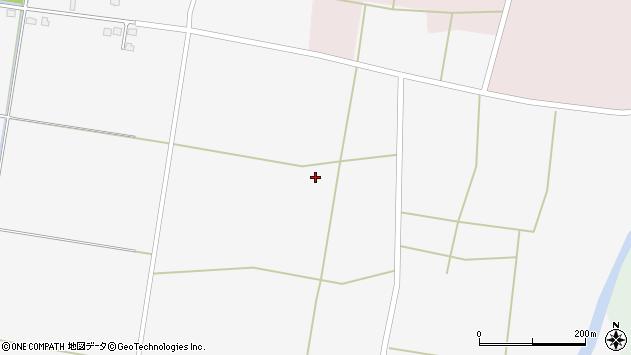 山形県東置賜郡川西町上小松763周辺の地図