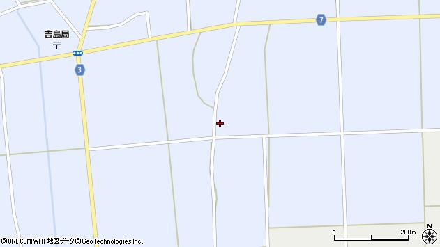 山形県東置賜郡川西町洲島253周辺の地図