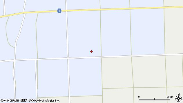 山形県東置賜郡川西町洲島340周辺の地図