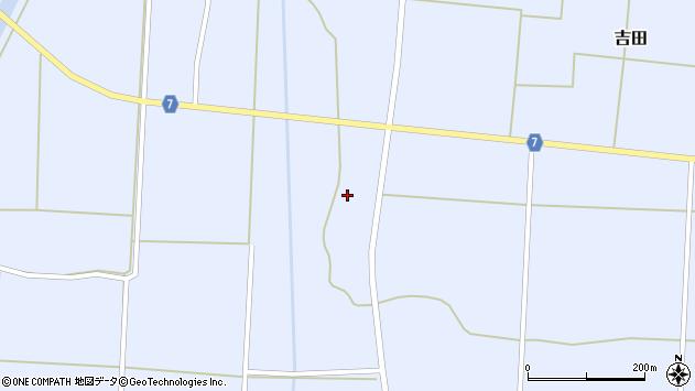 山形県東置賜郡川西町吉田1577周辺の地図