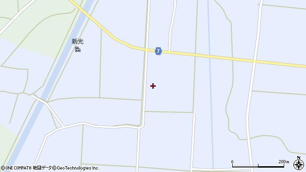 山形県東置賜郡川西町吉田西原周辺の地図
