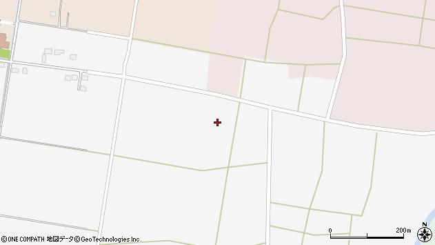 山形県東置賜郡川西町上小松1243周辺の地図