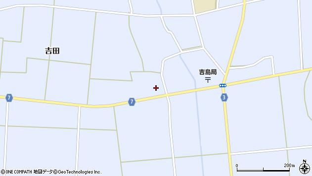 山形県東置賜郡川西町吉田5886周辺の地図