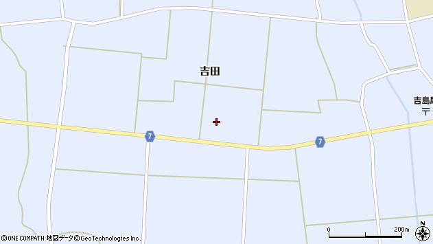 山形県東置賜郡川西町吉田5799周辺の地図