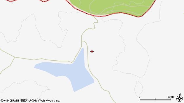 山形県東置賜郡川西町上小松5313周辺の地図