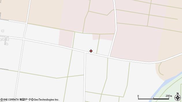 山形県東置賜郡川西町上小松636周辺の地図