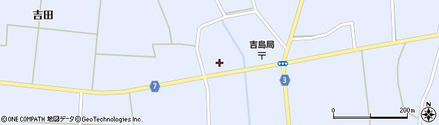 山形県東置賜郡川西町吉田3573周辺の地図