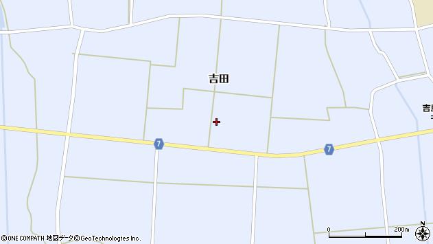 山形県東置賜郡川西町吉田5796周辺の地図