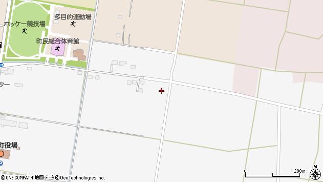 山形県東置賜郡川西町上小松1305周辺の地図