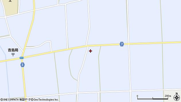 山形県東置賜郡川西町洲島371周辺の地図