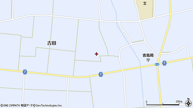 山形県東置賜郡川西町吉田3488周辺の地図