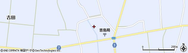 山形県東置賜郡川西町吉田5897周辺の地図