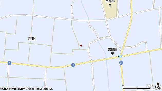 山形県東置賜郡川西町吉田3528周辺の地図