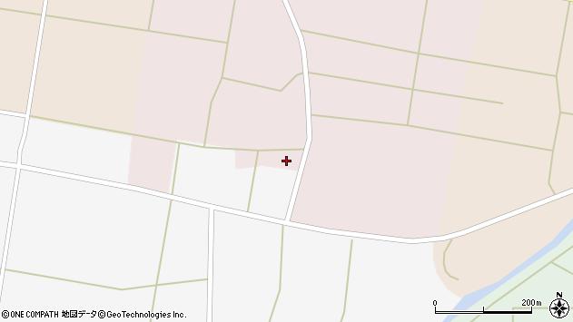 山形県東置賜郡川西町上小松648周辺の地図