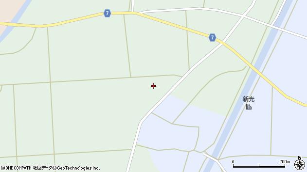 山形県東置賜郡川西町高山767周辺の地図