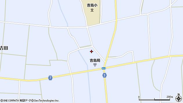 山形県東置賜郡川西町吉田3597周辺の地図