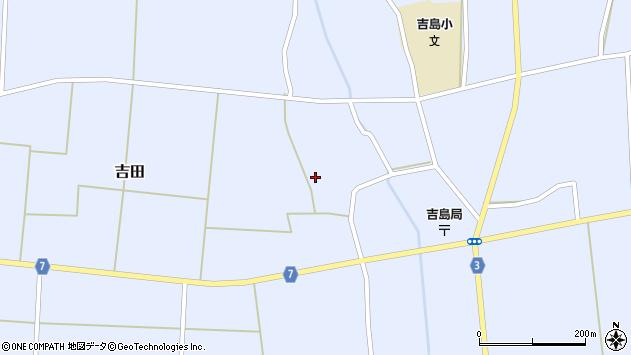 山形県東置賜郡川西町吉田3552周辺の地図