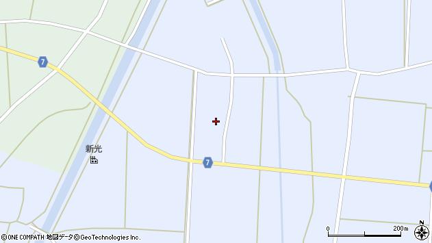 山形県東置賜郡川西町吉田3023周辺の地図