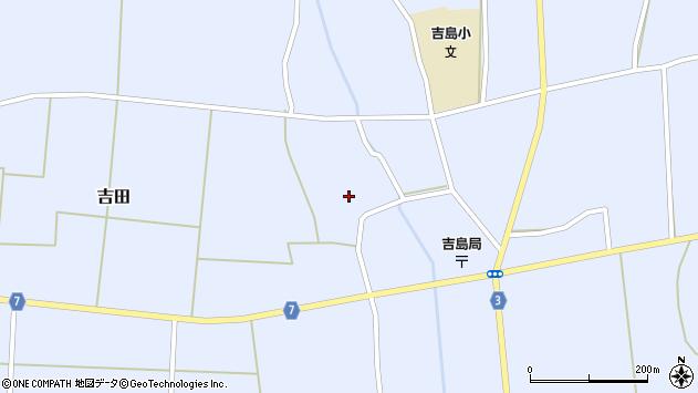 山形県東置賜郡川西町吉田3548周辺の地図