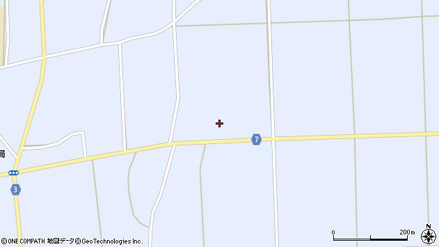 山形県東置賜郡川西町洲島6033周辺の地図