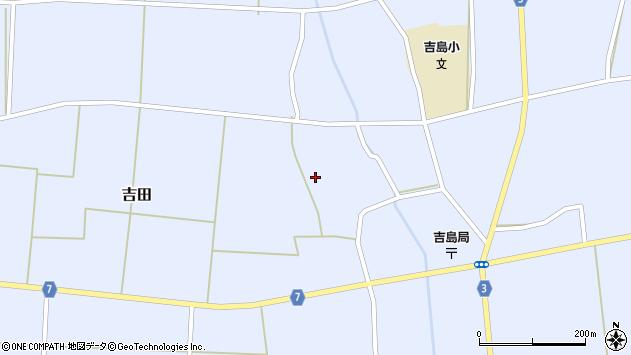 山形県東置賜郡川西町吉田3553周辺の地図