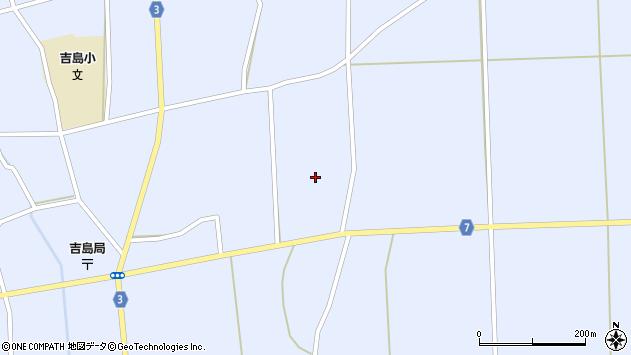 山形県東置賜郡川西町洲島419周辺の地図