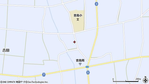 山形県東置賜郡川西町吉田3608周辺の地図