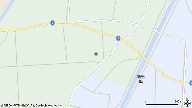 山形県東置賜郡川西町高山1053周辺の地図