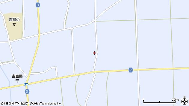 山形県東置賜郡川西町洲島385周辺の地図