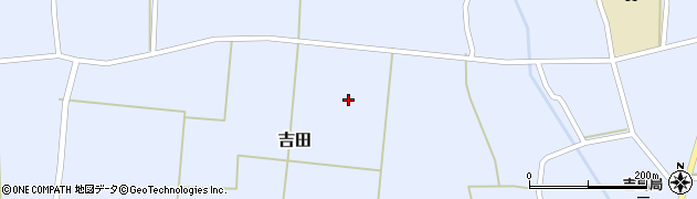 山形県東置賜郡川西町吉田3471周辺の地図