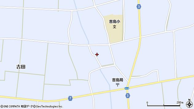 山形県東置賜郡川西町吉田3610周辺の地図
