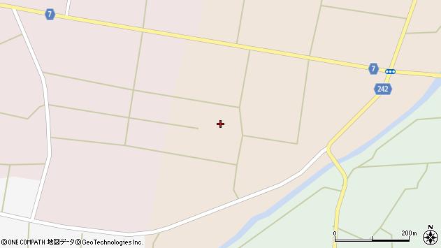 山形県東置賜郡川西町黒川449周辺の地図