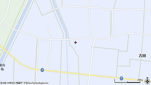 山形県東置賜郡川西町吉田5710周辺の地図