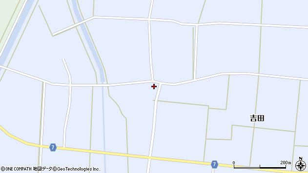 山形県東置賜郡川西町吉田2988周辺の地図