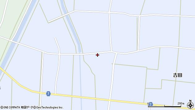 山形県東置賜郡川西町吉田3001周辺の地図