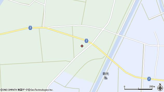 山形県東置賜郡川西町高山1085周辺の地図
