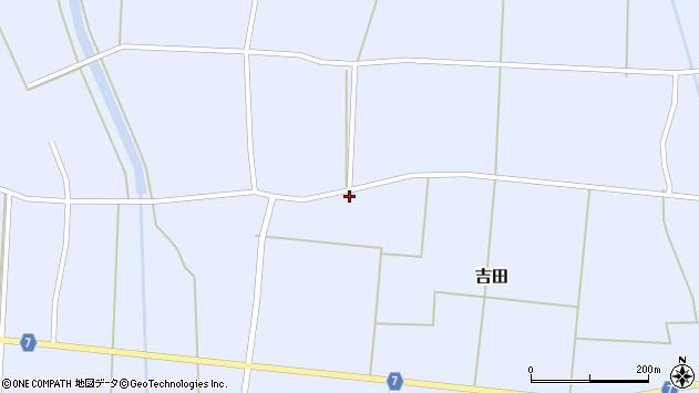 山形県東置賜郡川西町吉田2884周辺の地図