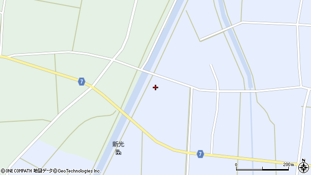 山形県東置賜郡川西町吉田3210周辺の地図