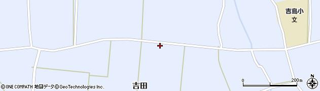 山形県東置賜郡川西町吉田3484周辺の地図