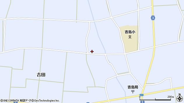 山形県東置賜郡川西町吉田3693周辺の地図